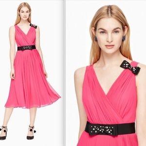 Kate Spade Embellished Bow Dress 4